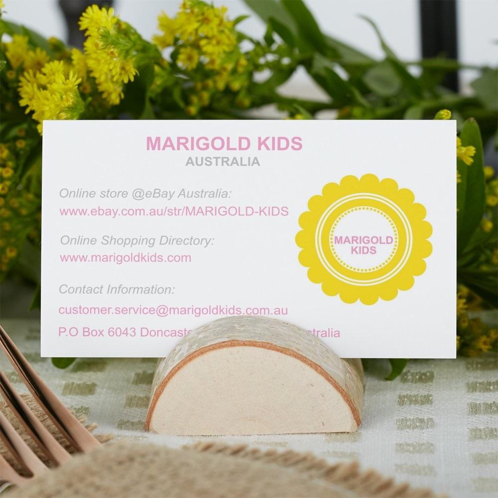 marigoldkids business card